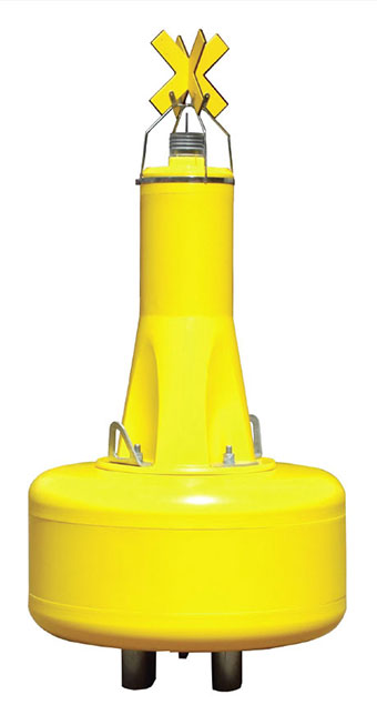 NN1400 special mark navigation buoy