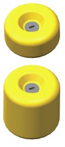 Soft mooring buoys - MBS1 and MBS2
