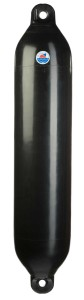 Norfloat heavy duty cylindrical fender - IF45x9BK